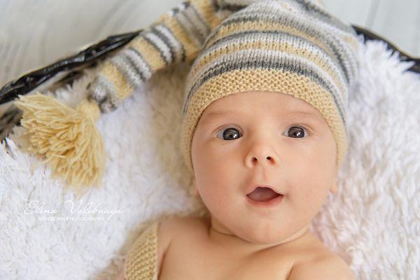 Елена Валебная - фотограф новорожденных в Харькове